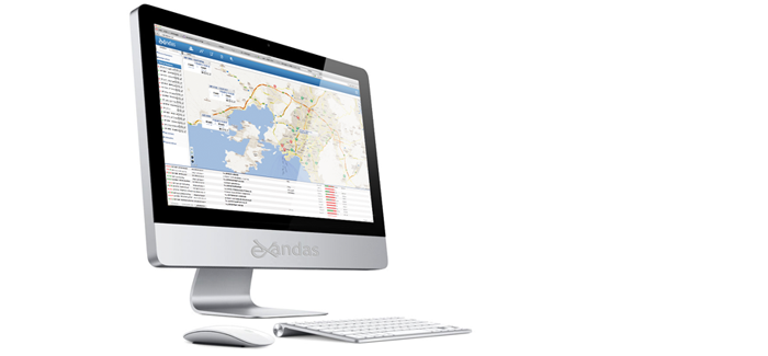 Web Based Fleet Management Solution – Exandas GIS