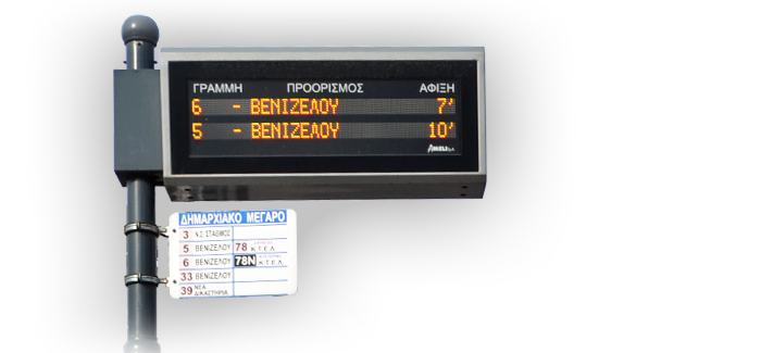 Real Time Passenger Information